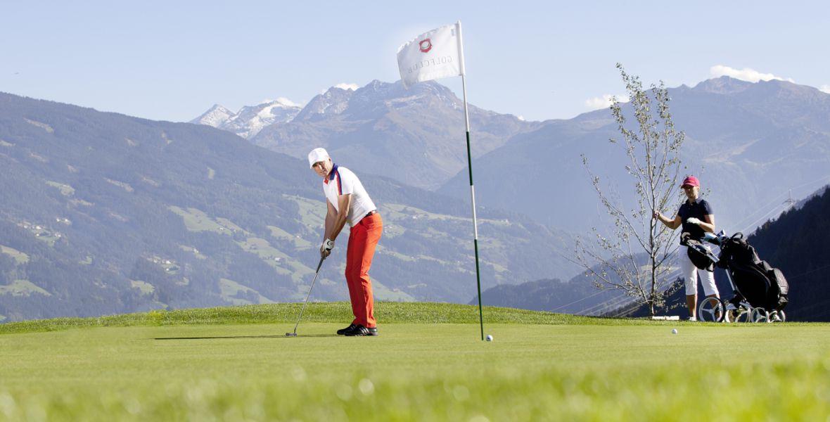 Gästehaus Burgi Golf