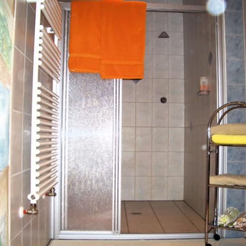 Gästehaus Burgi - Sauna mit Infrarotkabine